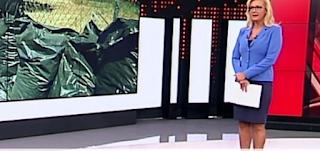Σεισμός Αθήνα: Πώς αντέδρασε η παρουσιάστρια του Alpha on air - BINTEO