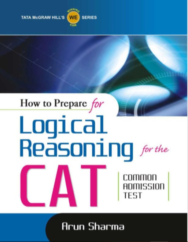 Logical Reasoning by Arun Sharma : For CAT Exam PDF Book