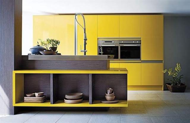 صور ديكورات مميزة باللون الأصفر لابد لك من إلقاء نظرة علبها