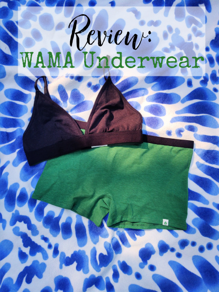 WAMA uses sustainable hemp to create soft and pretty basics for your everyday life that are also perfect for travel.