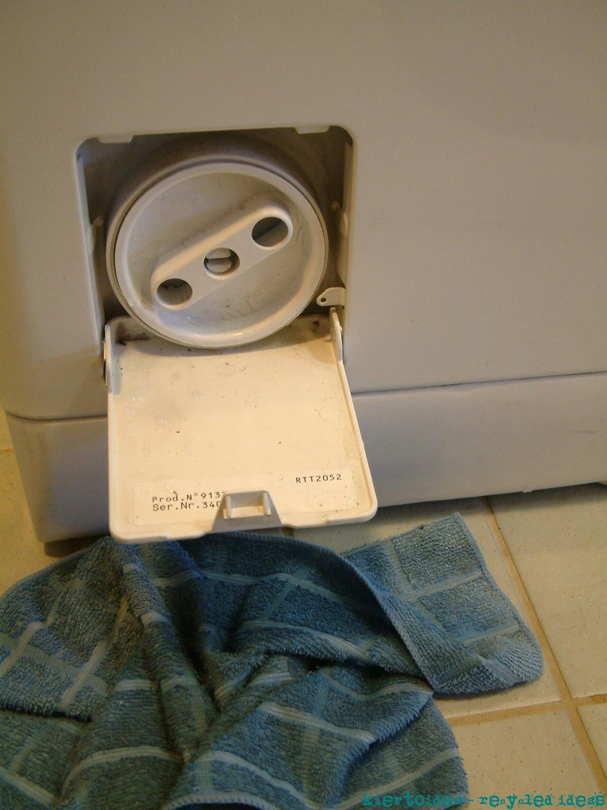 Pyykinpesukone Ei Linkoa