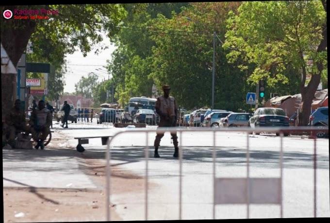 Burkina Faso: An Kashe Mutane 16 A Wani Harin Ta'addanci