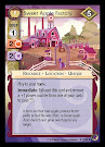 My Little Pony Sweet Apple Factory Marks in Time CCG Card