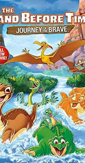 Film The Land Before Time XIV: Journey of the Brave (2016)