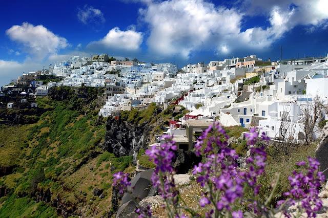 Primavera na Grécia
