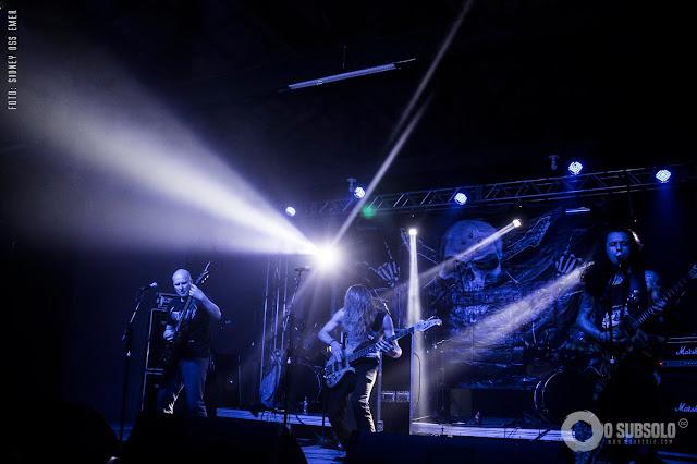Tressultor - O SUBSOLO - Cobertura Otacílio Rock Festival 2019 - 13ª Edição