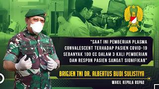 Bantuan Berkala Direalisasi  Kepada Tenaga Medis RS TNI AD Region Jakarta I TNI AD 60
