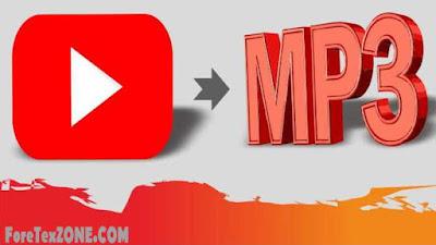 Download Mp3 dari Youtube