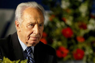 Bekas Presiden Israel Mati