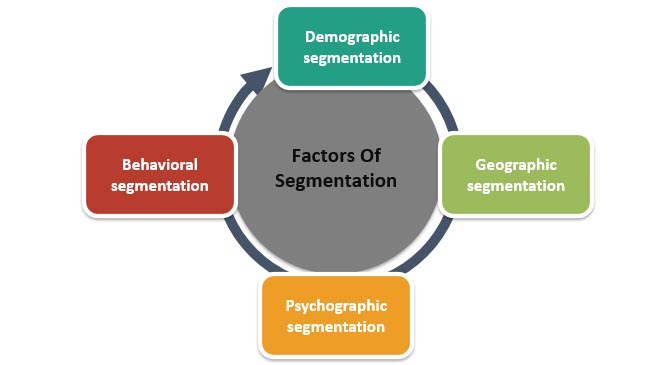 Factors of Segmentation
