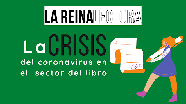 Búsqueda editorial: La crisis del coronavirus en el sector del libro.