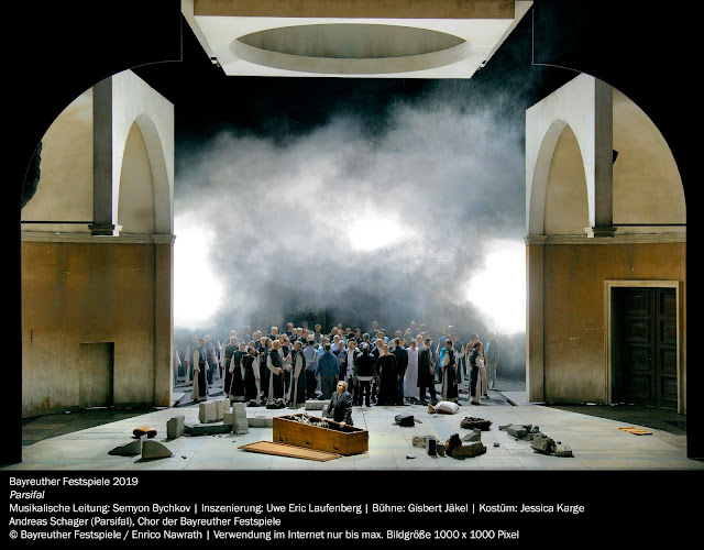 Wagner: Parsifal - Bayreuth Festival 2019 (photo Enrico Nawrath)