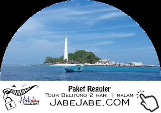Paket Tour Wisata Belitung Murah 2019