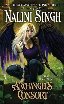 Reseña: Archangel's Consort, de Nalini Singh