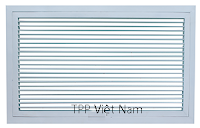 Cửa gió 1 lớp tháo lắp TPP Việt Nam
