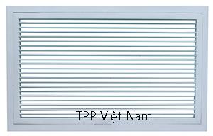 Cung cấp cửa gió một lớp tháo lắp TPP Việt Nam