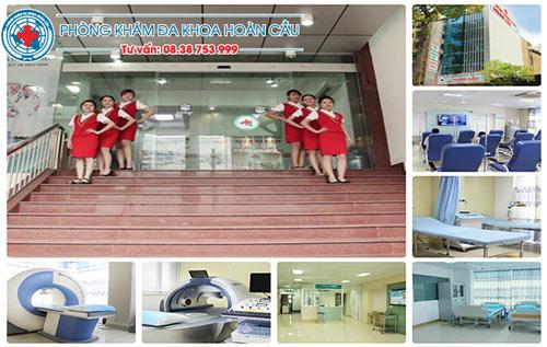 Phòng khám chữa bệnh lậu hiệu quả và an toàn nhất