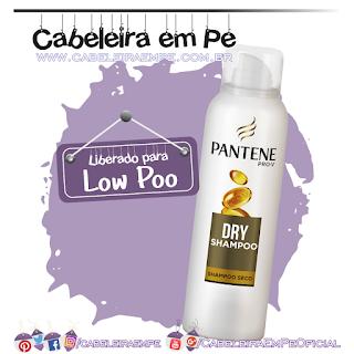 Shampoo Seco - Pantene (Low Poo)