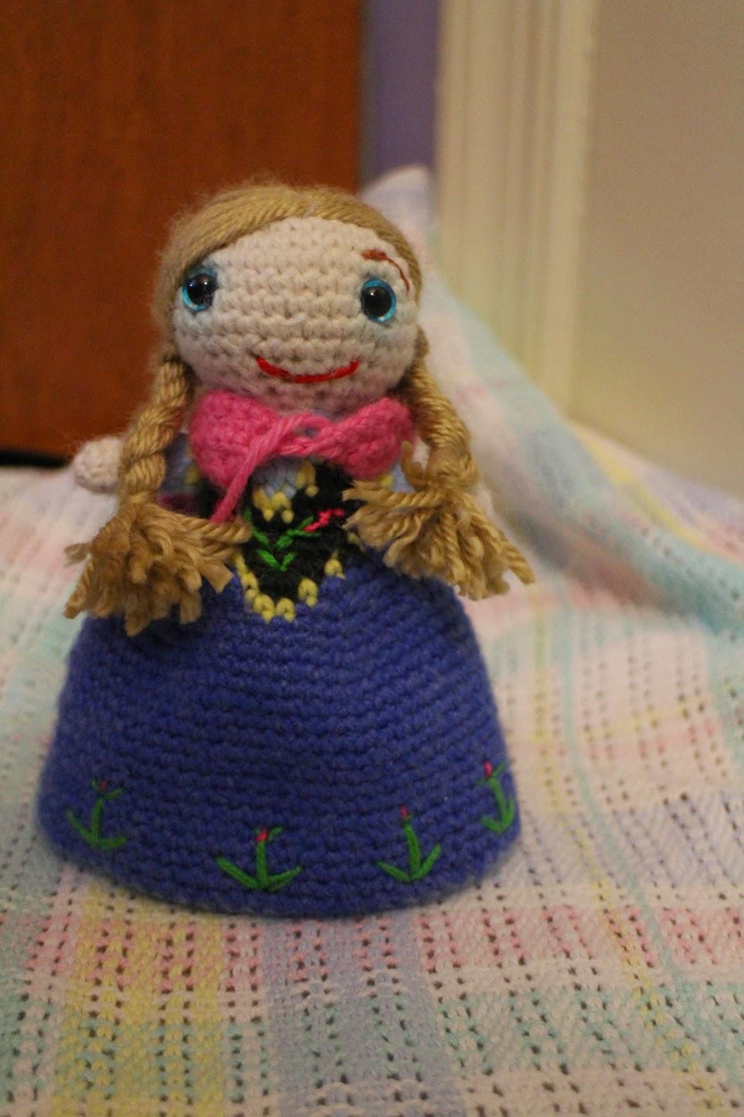 Frozen 2 Elsa Crochet Pattern | Frozen crochet, Crochet frozen ... | 1600x1066