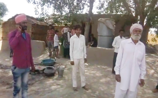 No villages, no water, no school, no health center in Latipur village of Haryana, can be found in this village