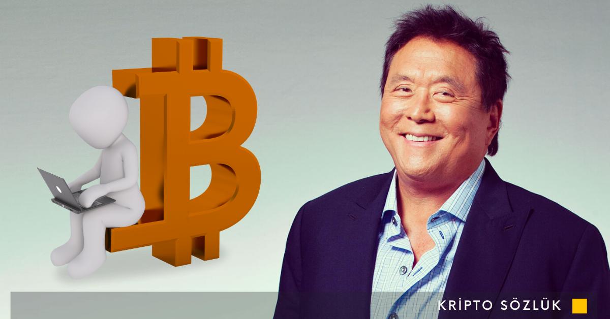 """""""Dolar Kayboluyor, Bitcoin Al"""" - Kiyosaki'ye İnanmalı mı İnanmamalı mı?"""