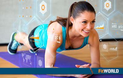 Apps aplicaciones saludables ejercicio
