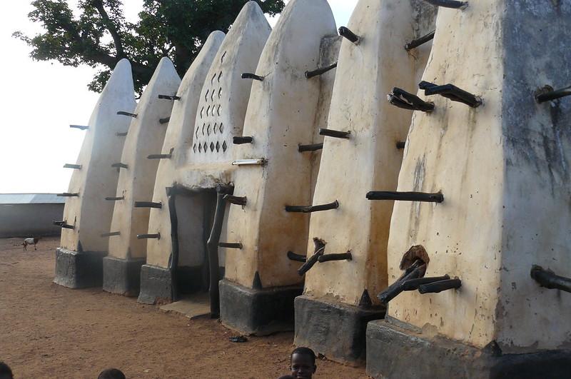 Larabanga Mosque – Ghana Landmark