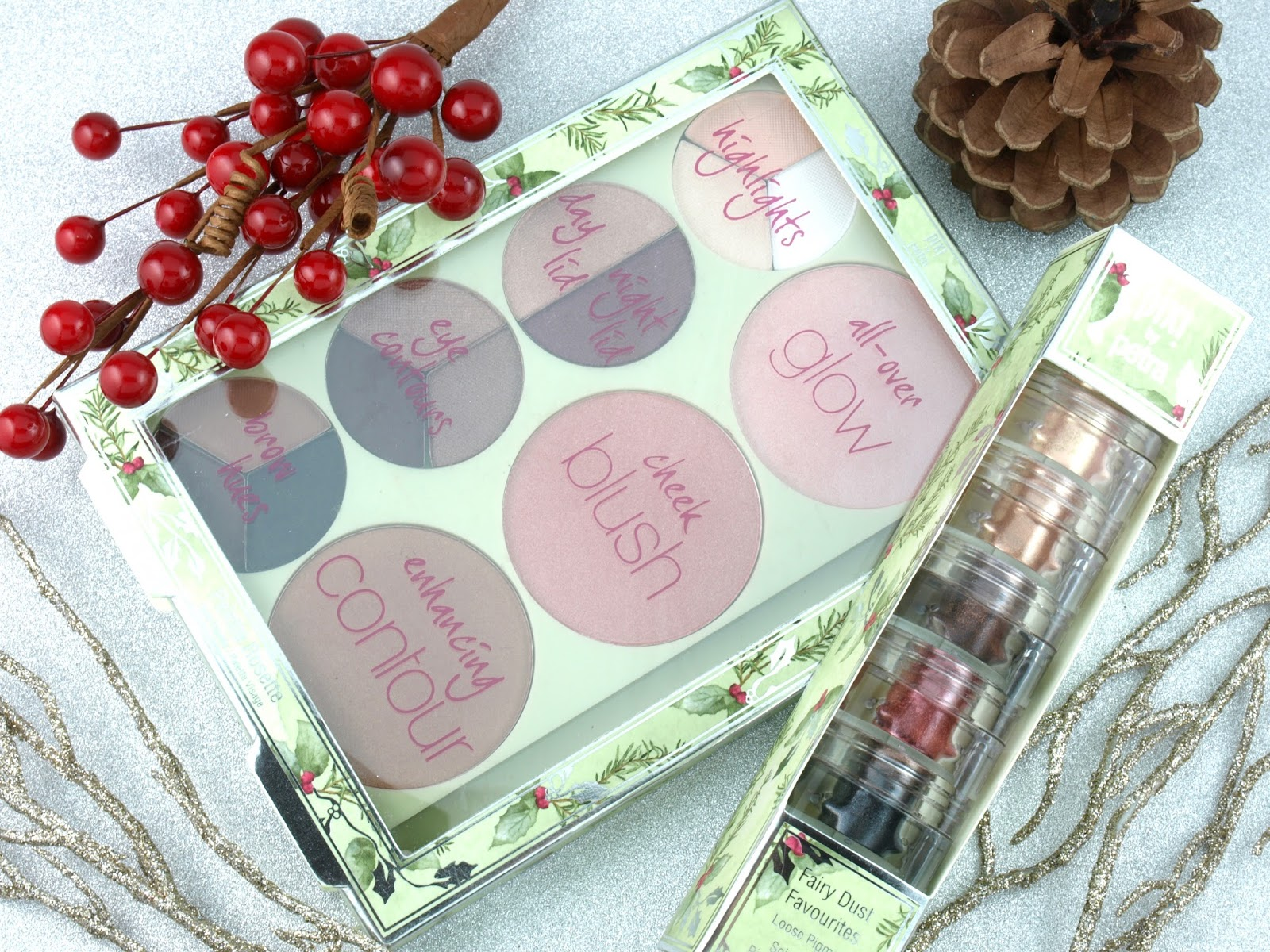 Pixi Palette Rosette & Fairy Dust Favorites: Review and Swatches