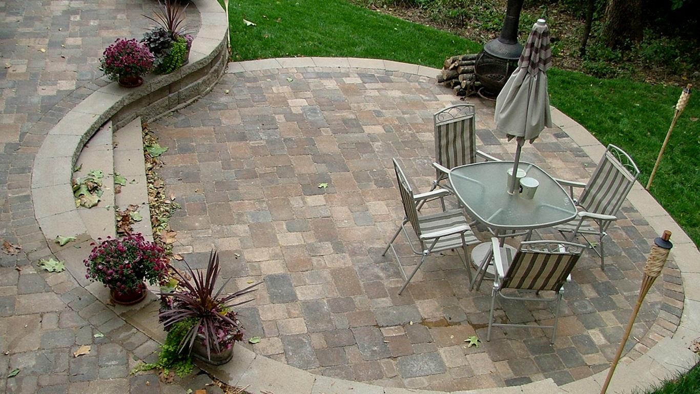 outdoor patio sets design