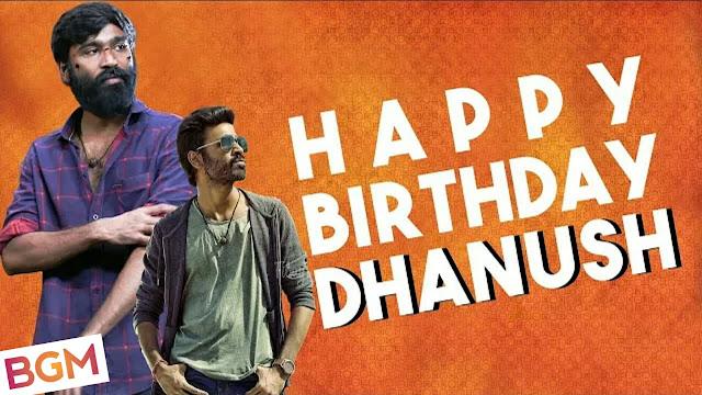 DHANUSH Birthday Special BGM (Kokki Kumar) | Yuvan Shankar Raja