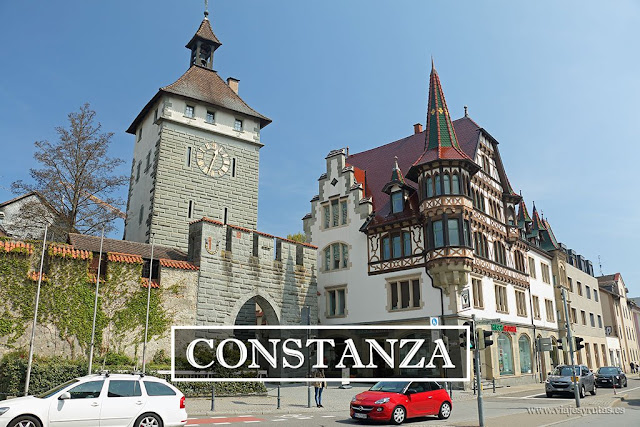 Itinerario de un día por Constanza