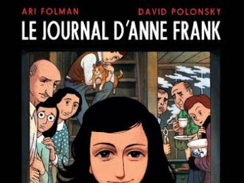 Le journal d'Anne Frank - Ari Folman, David Polonsky