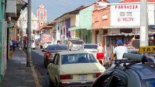 Near Iglesia El Calvario