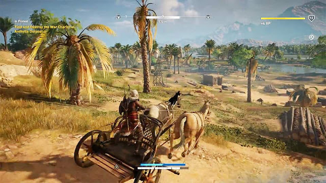 Assasins Creed Origins Gameplay