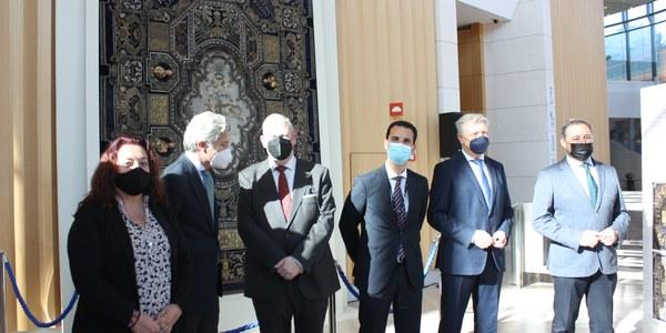 La Torre Sevilla acoge una exposición sobre la restauración del patrimonio de las cofradías