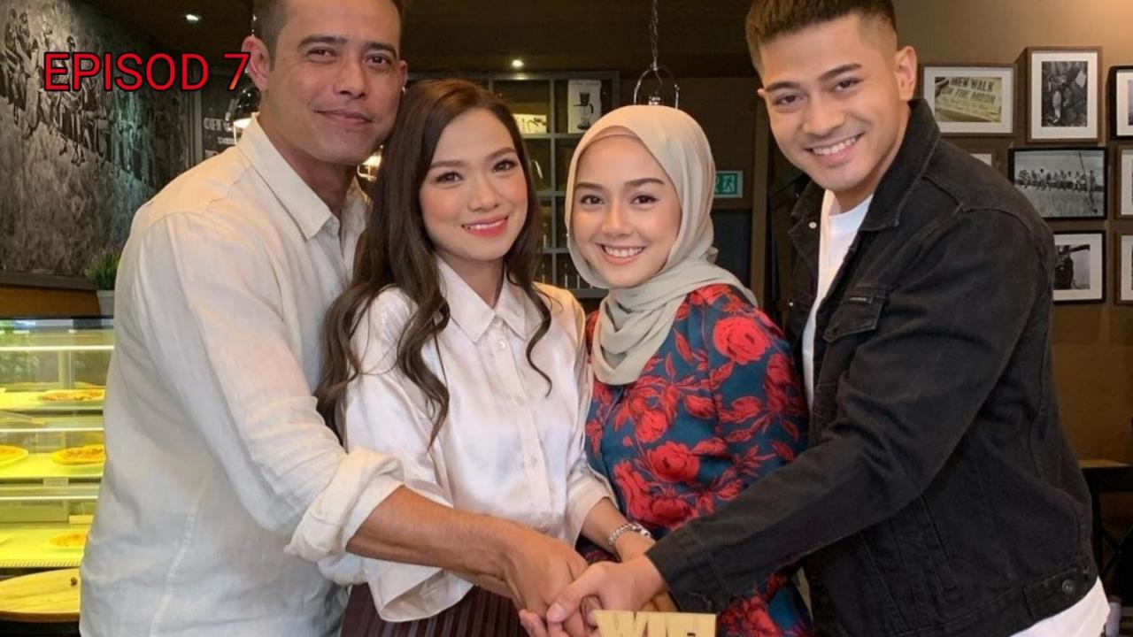 Tonton Drama Wifi Sebelah Rumah Episod 7 (Akasia TV3)