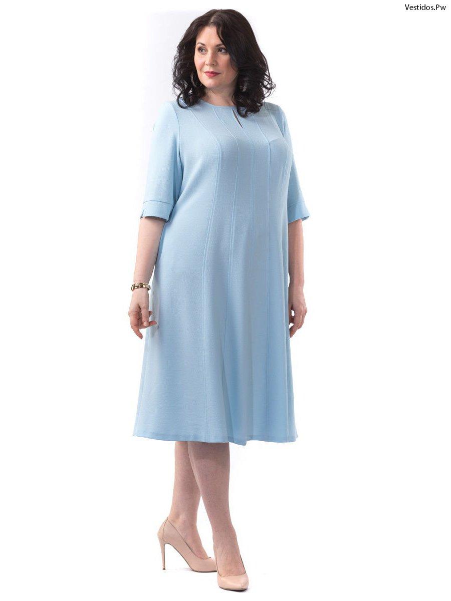 Vestidos para graduacion para mamas gorditas