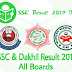 SSC Result 2019 Published! Dakhil Result 2019! Check now!