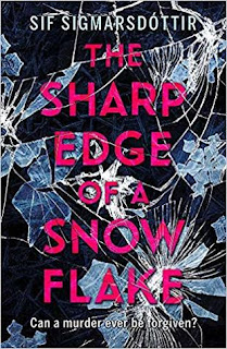 The Sharp Edge of a Snowflake by Sif Sigmarsdóttir cover