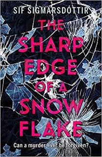 The Sharp Edge of a Snowflake by Sif Sigmarsdóttir cover