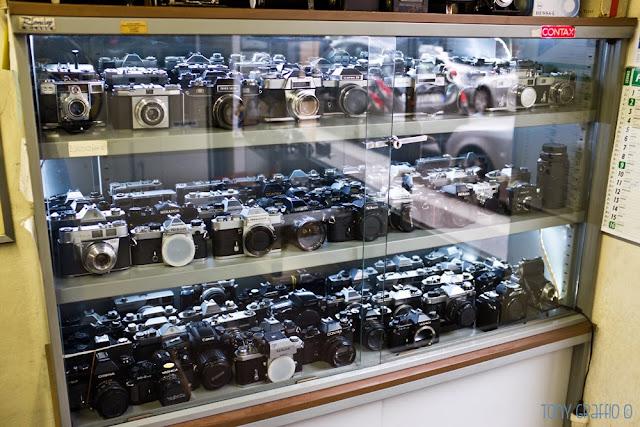 Fotocamere reflex tutti i tipi Vintage fotografico