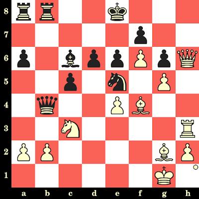 Les Blancs jouent et matent en 4 coups - Sergey Kudrin vs Mihai Suba, Beer-Sheva, 1984