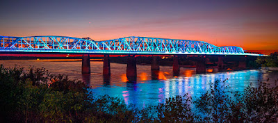 Mississippi Cross Bridge and its details