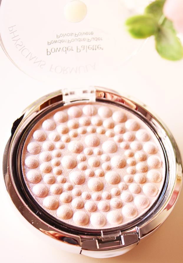 Powder Palette Mineral Glow Pearls Translucen Pearl