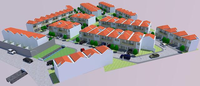 Site Plan Pemukiman