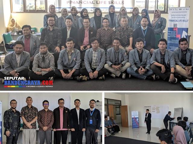 Pelatihan Financial Life Skills Bagi Mahasiswa UPI Bandung