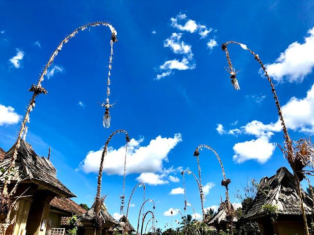 Desa Panglipuran Bali - Panglipuran Traditional Village Bali