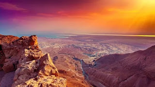 pregação deserto do neguebe