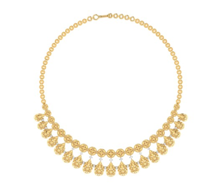 The Denica Diamond Necklace