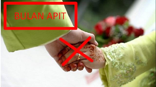 MENIKAH : Larangan Menikah Di Buln Apit, Percaya Nggak Sih...? Berdasarkan Su...